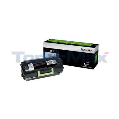 LEXMARK MX811 RP PRINT CTG LABEL APPLICATIONS 45K